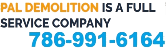 Demolition Contractors -Construction Debris Junk Removal Services